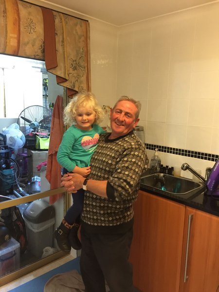A Great Uncle to Tayla & Cobie 💕💕xxx