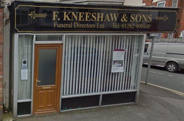 F Kneeshaw & Sons Funeral Directors