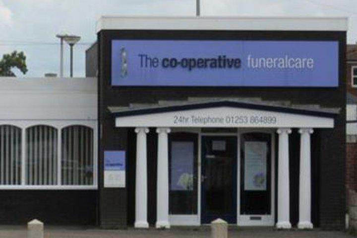 Co-op Funeralcare, Cleveleys