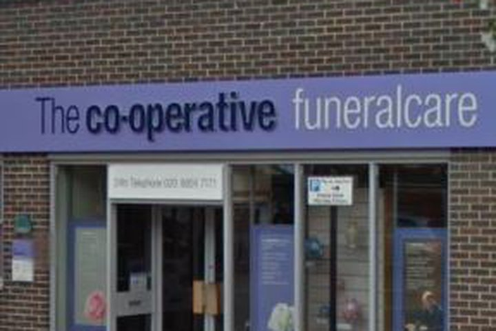 Co-op Funeralcare, Hertford Road