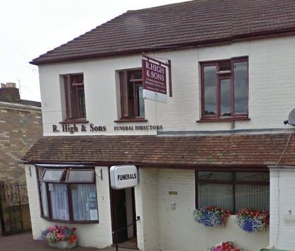 R High & Sons Funeral Directors, Sittingbourne