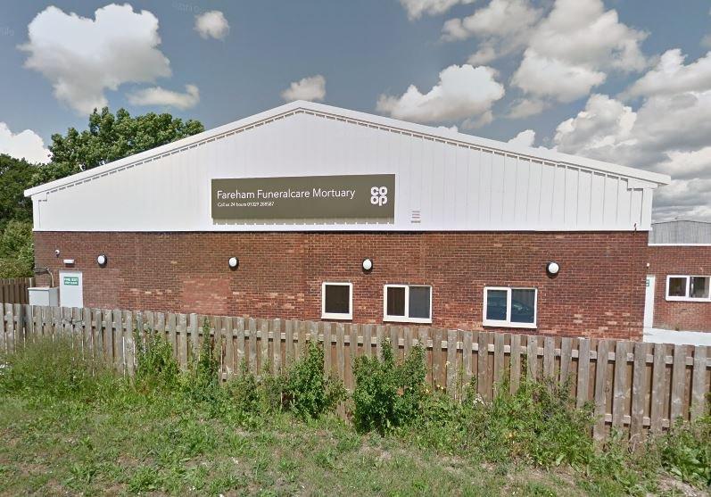 Fareham Funeralcare, New Gate Lane Industrial Estate