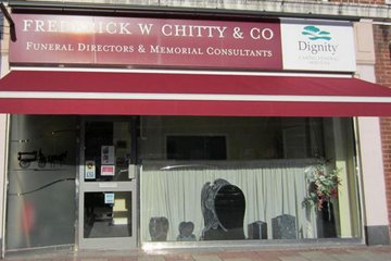 Frederick W Chitty & Co. Funeral Directors, Walton-on-Thames