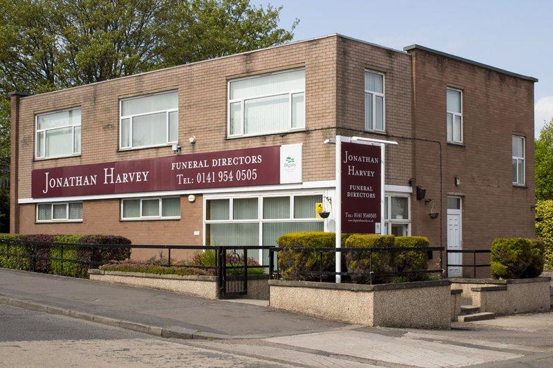 Jonathan Harvey Funeral Directors, The Beeches