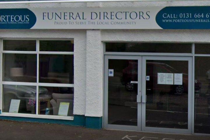 Porteous Family Funeral Directors, Liberton