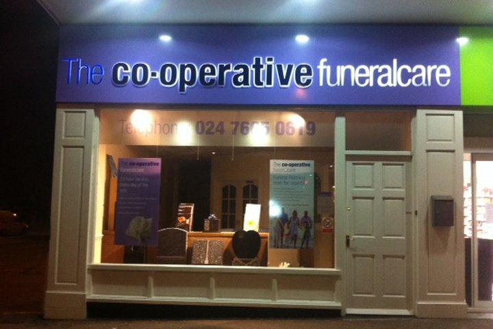 The Co-operative Funeralcare Ansty Road