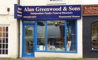 Alan Greenwood & Sons Ewell Village, Surrey, funeral director in Surrey